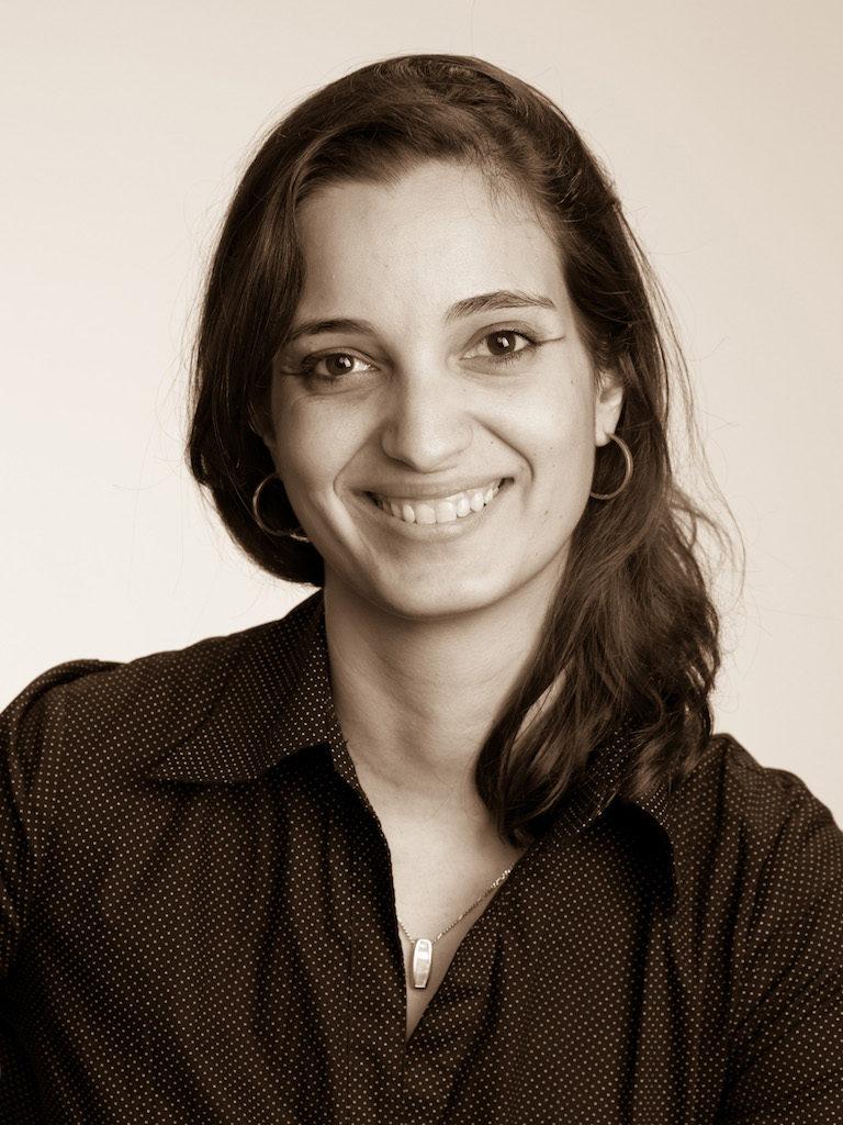 Portrait de Nadine Lyamouri-Bajja